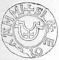 Pieczęć Imbrama ze Strzegomia (Gloger).jpg