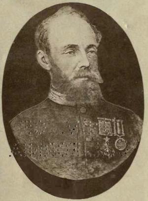Pierre Louis Napoleon Cavagnari - Pierre Louis Napoleon Cavagnari