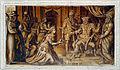 Pietro Candido e altri, monocromi della cappella dei pittori 10.JPG