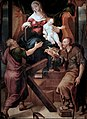 Pietro Negroni - Virgin and Child with Saints Andrew and James.JPG