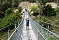 PikiWiki Israel 117 Park Nesher bridge הגשר התלוי בנשר.JPG
