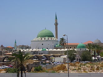 Sulayman Pasha al-Adil - Sulayman Pasha was buried at the courtyard of the Jazzar Mosque in Acre
