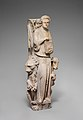 Pilaster (Tetramorph) from the Parapet of a Pulpit with Symbol of the Evangelists MET DP169526.jpg