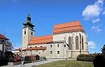 Catholic parish church hl.  Martin