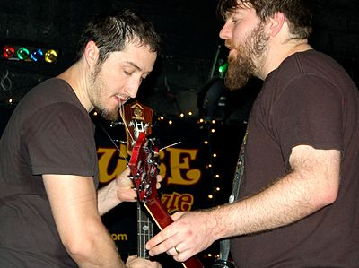 Picture of a band or musician: Pinback