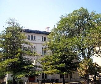 Inter-American Defense Board - Inter-American Defense Board headquarters in Washington, D.C.