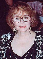 Piper Laurie w 1990 roku.