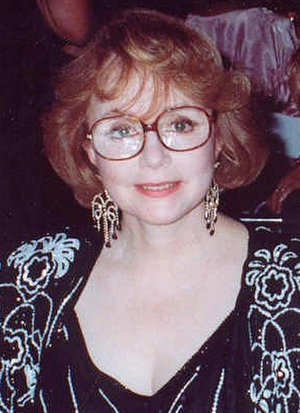 Photo Piper Laurie via Wikidata