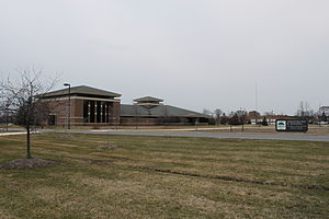 Pittsfield Charter Township, Michigan - Pittsfield Township Municipal Buildings