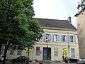 Place Monge, Beaune - Beaune Ex Banque de France - Dali le dalineum (34793133334).jpg