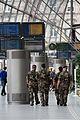 Plan Vigipirate en gare de Strasbourg 19 août 2013 02.jpg