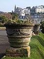 Plant tub, Abbey Park, Torquay - geograph.org.uk - 1176341.jpg