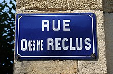 Onésime Reclus — Wikipédia