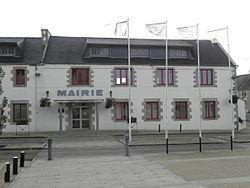 Plouénan (29) Mairie.JPG