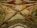 Plouha (22) Chapelle de Kermaria-an-Isquit Porche sud Fresques 02.JPG