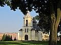 Podlaskie - Wysokie Mazowieckie - Wysokie Mazowieckie - Pl. Odrodzenia 1 - Kościół Narodzenia NMP 20110827 04.JPG