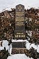 Poertschach Ortsfriedhof Familiengrab Lesiak 31012017 6259.jpg