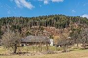 Poertschach Winklern Brockweg Weiher und Brockhof S-Ansicht 12032016 6524.jpg