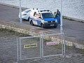 Police near Tallinn city hall.JPG