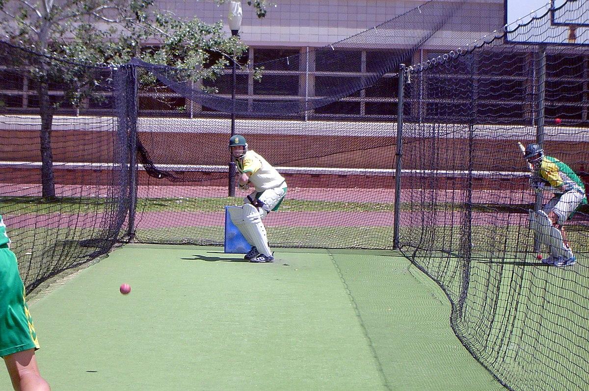 cricket nets wikipedia