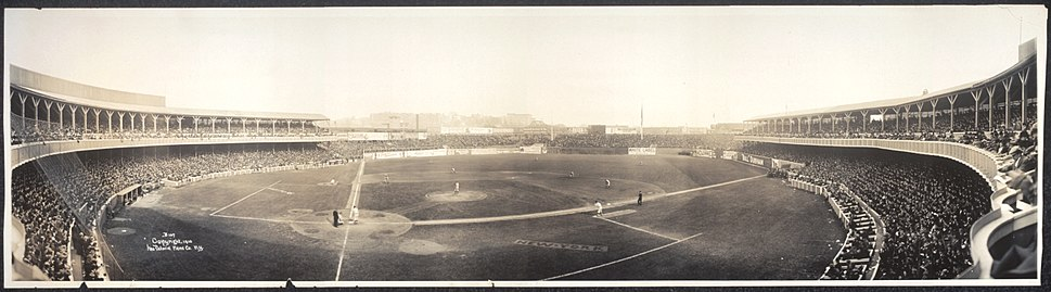 Polo Grounds 1910
