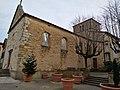 Pommiers (Rhône) - Église Saint-Barthélémy - jan 2018.jpg