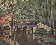 Pont de Maincy, par Paul Cézanne.jpg