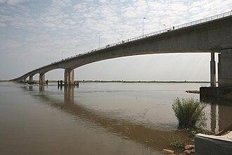 Armando Emilio Guebuza Bridge - Image: Ponte Armando guebuza