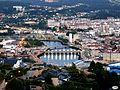 Pontevedra-Anocheciendo desde A Caeira (9376689790).jpg