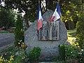 Pontis, monument aux morts du maquis.JPG