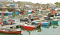 Pontoon, Kilkeel harbour - geograph.org.uk - 1104757.jpg