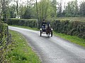 Pony and trap at Carrigeencor - geograph.org.uk - 799333.jpg