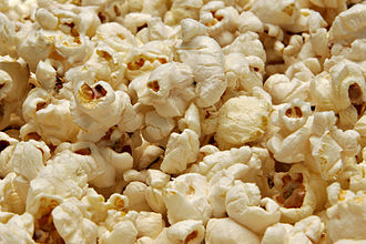 Snack - Image: Popcorn 02