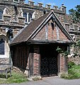 Porch, Flitwick Church - geograph.org.uk - 1142498.jpg