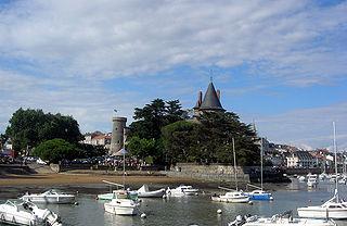 Pornic Commune in Pays de la Loire, France