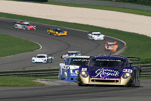 Grand-Am Road Racing - A field of Daytona Prototypes in Grand-Am's premier championship, the Rolex Sports Car Series