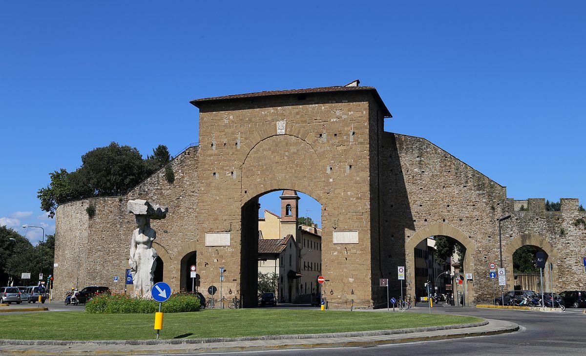 Porta Romana Firenze Wikipedia