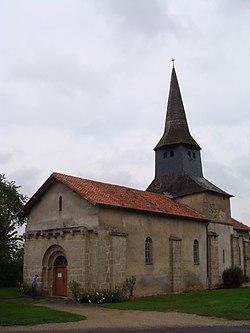 Portail ouest de l'église.JPG