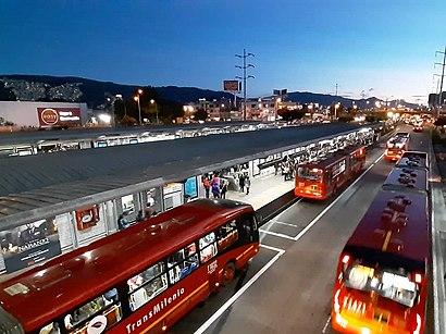 Cómo llegar a Portal Norte en transporte público - Sobre el lugar