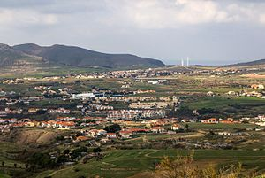 Vila Baleira - Image: Porto Santo (22361800223)
