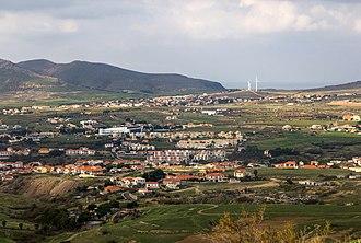 Vila Baleira - Location of Vila Baleira