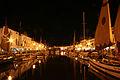 Porto leonardesco cesenatico di notte.jpg