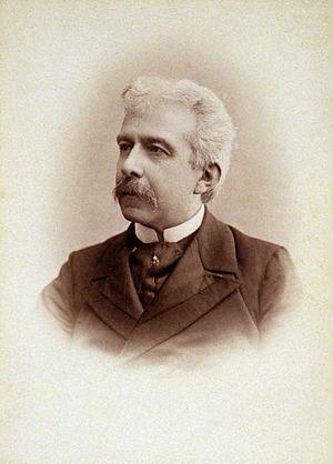 Antonio Fogazzaro - Image: Portrait of Antonio Fogazzaro
