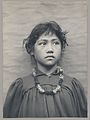 Portrait of Girl 1900, by Henry Wetherbee Henshaw.jpg