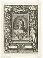 Portret van Frederik Willem van Brandenburg Fredericss Wilhelmvs (titel op object) Portretten van staatslieden (serietitel), RP-P-1911-4453.jpg