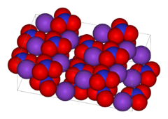 Potassium nitrate - Wikipedia, the free encyclopedia