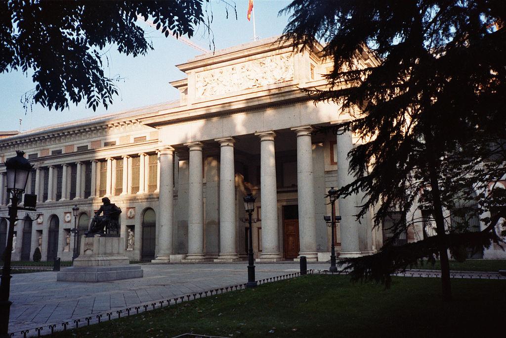 Masterpieces of the Prado Museum