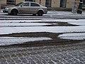 Praha, Újezd, vyhřívané výhybky.jpg