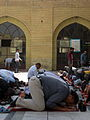 Prayers of Noon - Grand Mosque of Nishapur -September 27 2013 41.JPG