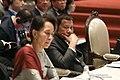 President Duterte and Aung San Suu Kyi at 10th ASEAN-UN Summit 2.jpg